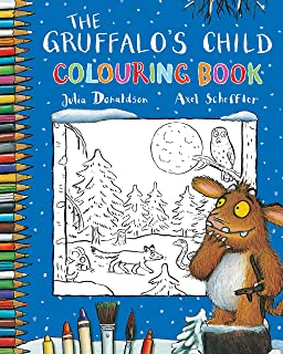 buy colouring book the gruffalo book at low prices in