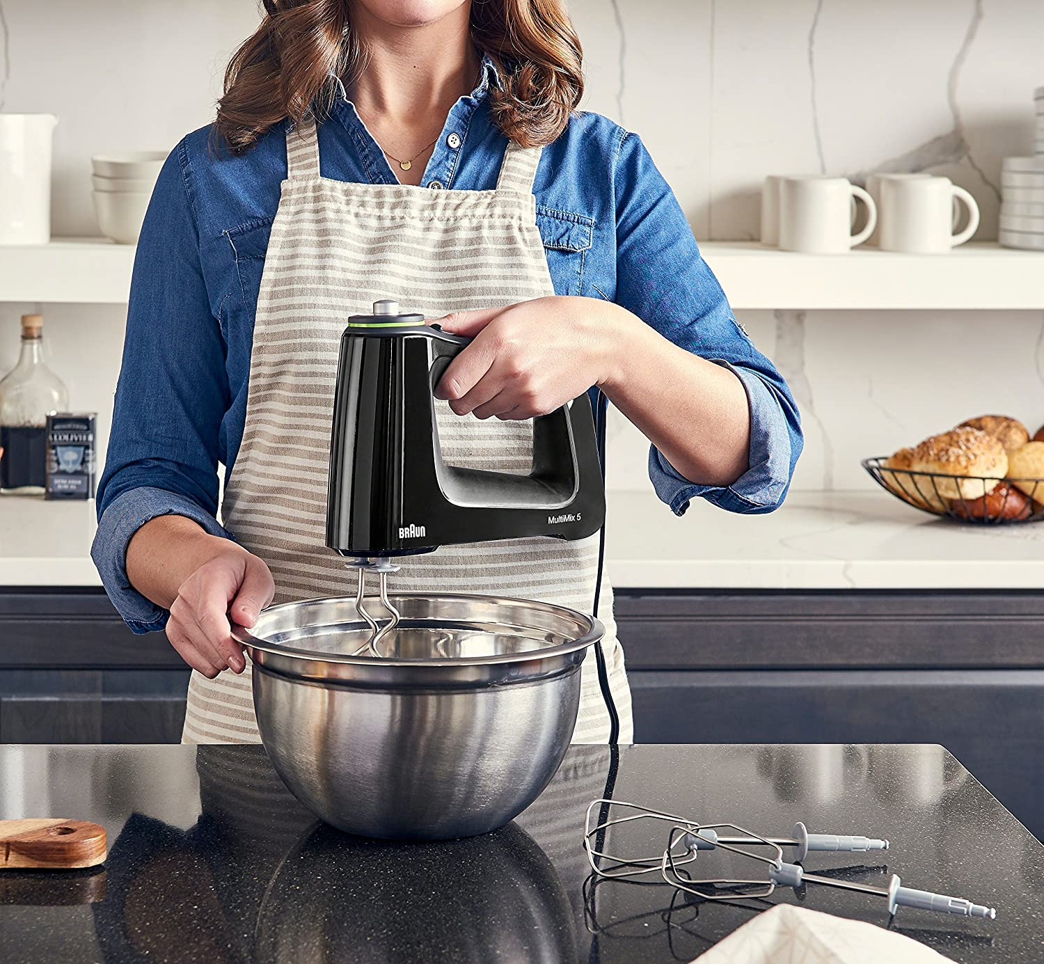 Braun hand mixer for cookie dough