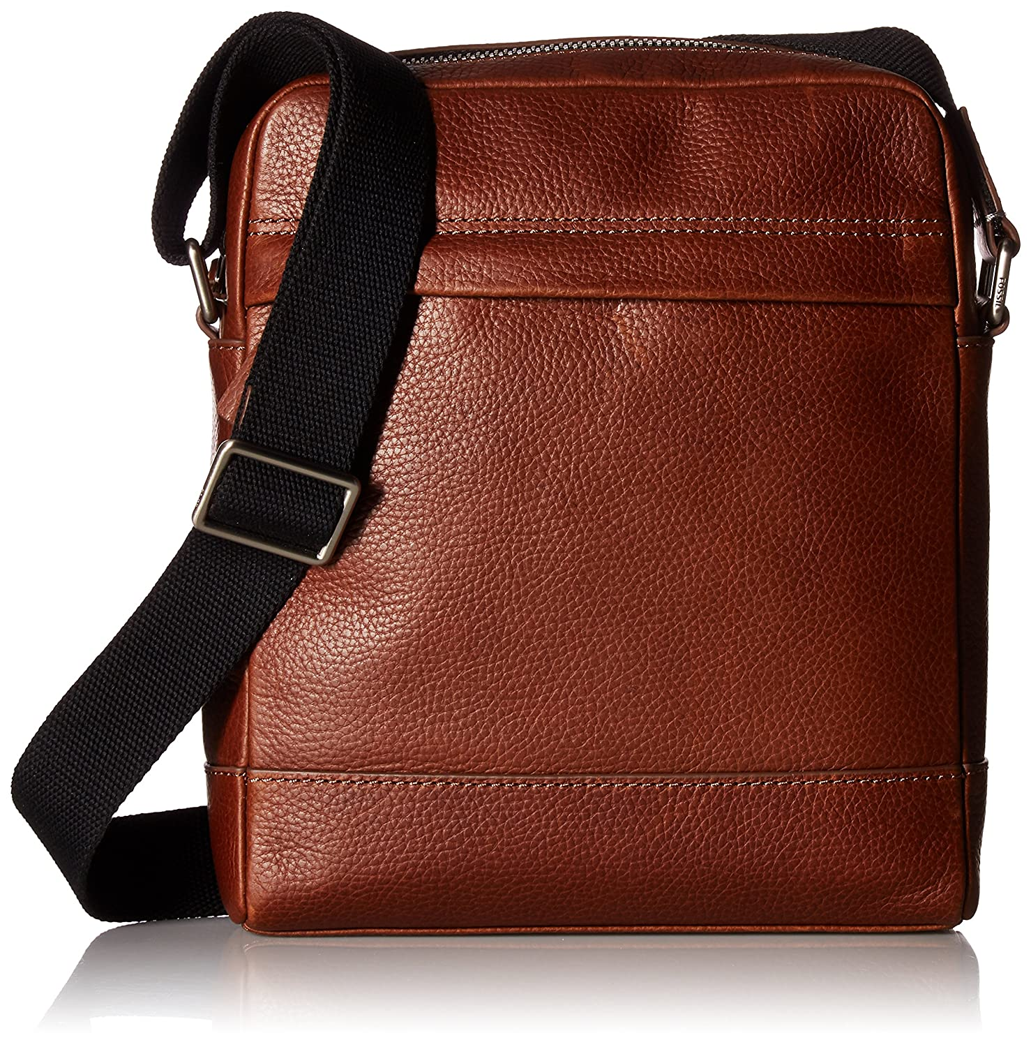 Fossil Mayfair Ns City Bag-Cognac