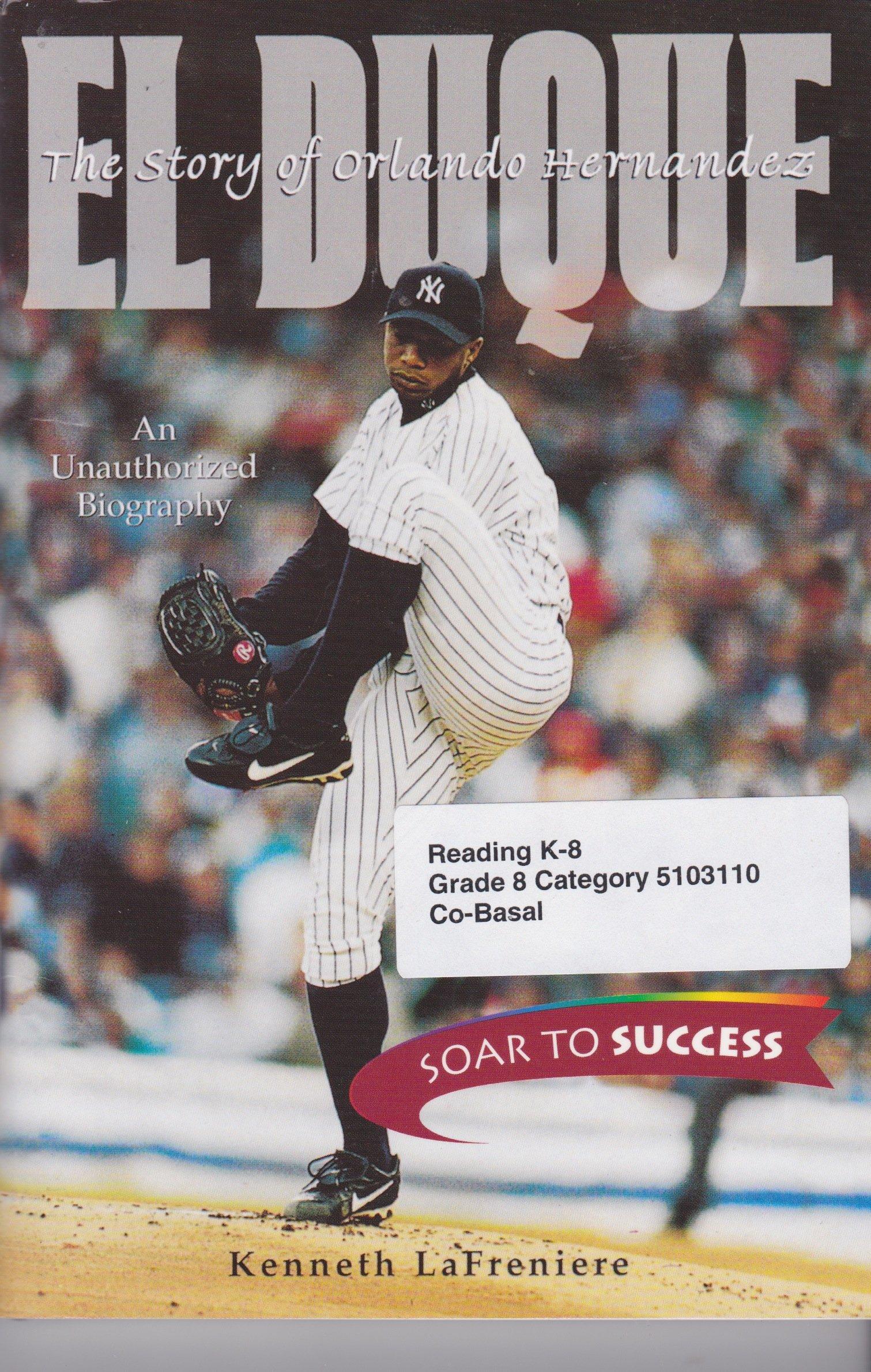 Download Houghton Mifflin Soar to Success: Paperback Level 8 El Duque (Read Soar to Success 1999) pdf epub