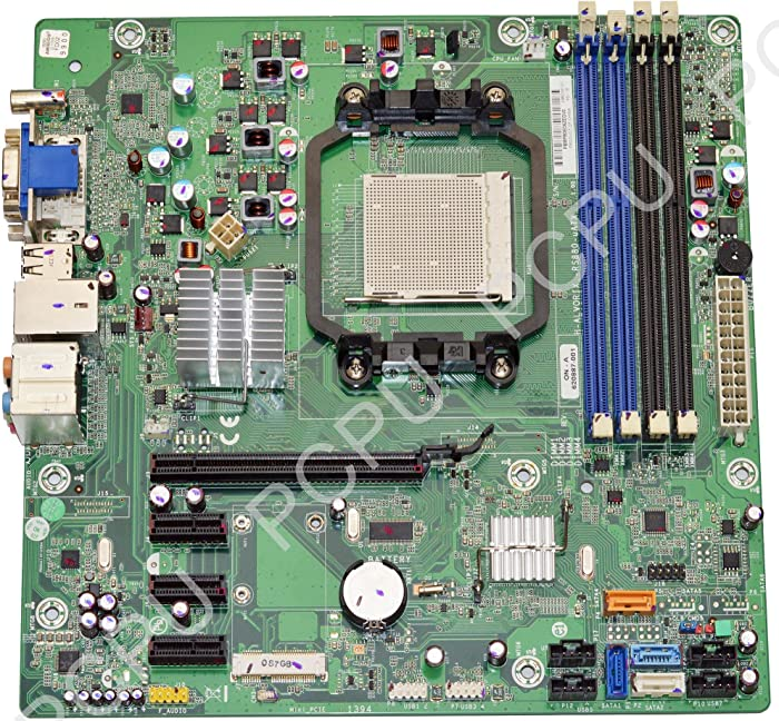 HP Pavilion 620887-001 ALVORIX RS880 785G SB710 Socket AM3 DDR3 Motherboard USA