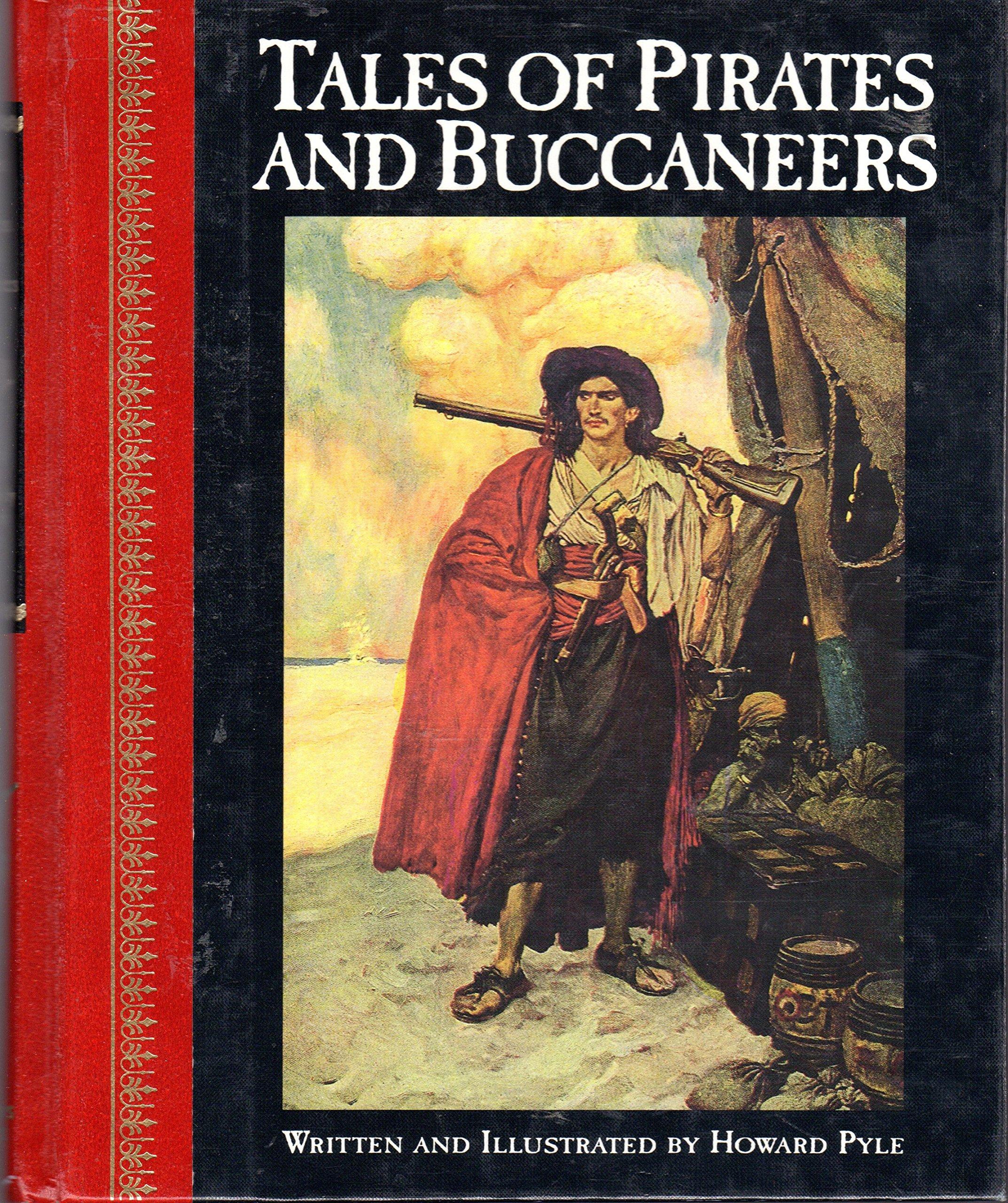 tales of pirates buccaneers children s classics pyle howard 9780517101629 amazon com books tales of pirates buccaneers children