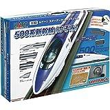 KATO Nゲージ スターターセットスペシャル 500系 新幹線 のぞみ 10-003 鉄道模型入門セット