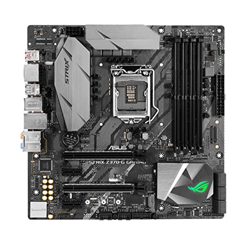 Asus 2 90MB0W00 M0EAY0 Placa Base Rog Strix Z370 G Gaming 1151 C Z370