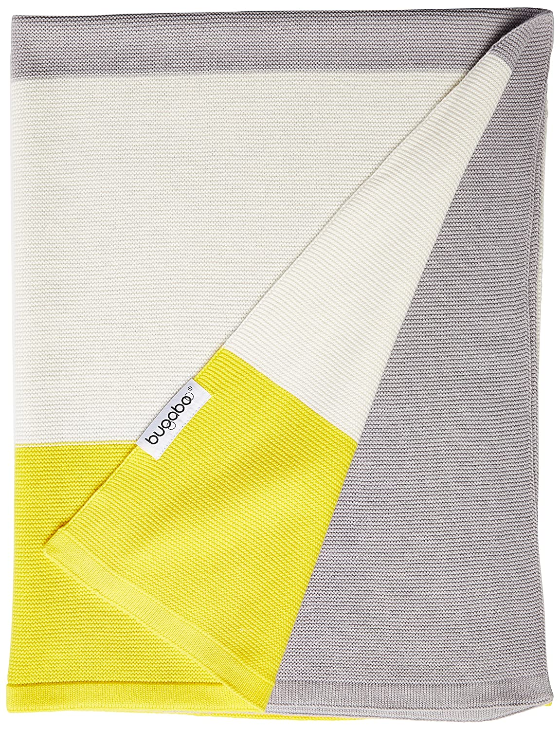Bugaboo Light Cotton Blanket, Bright Yellow 80152BY01