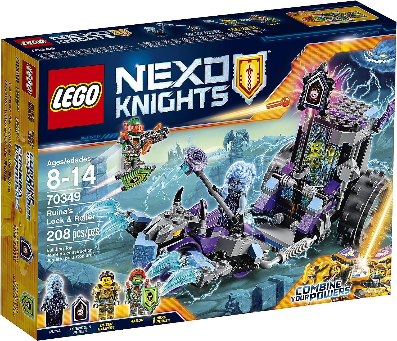LEGO NEXO KNIGHTS Ruina's Lock & Roller 70349 Hot Toy