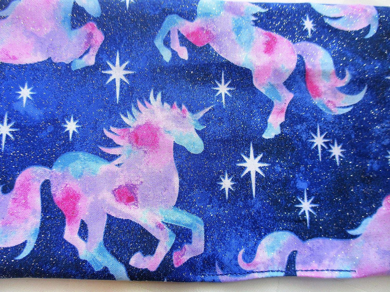 Unicorn Crayon Roll