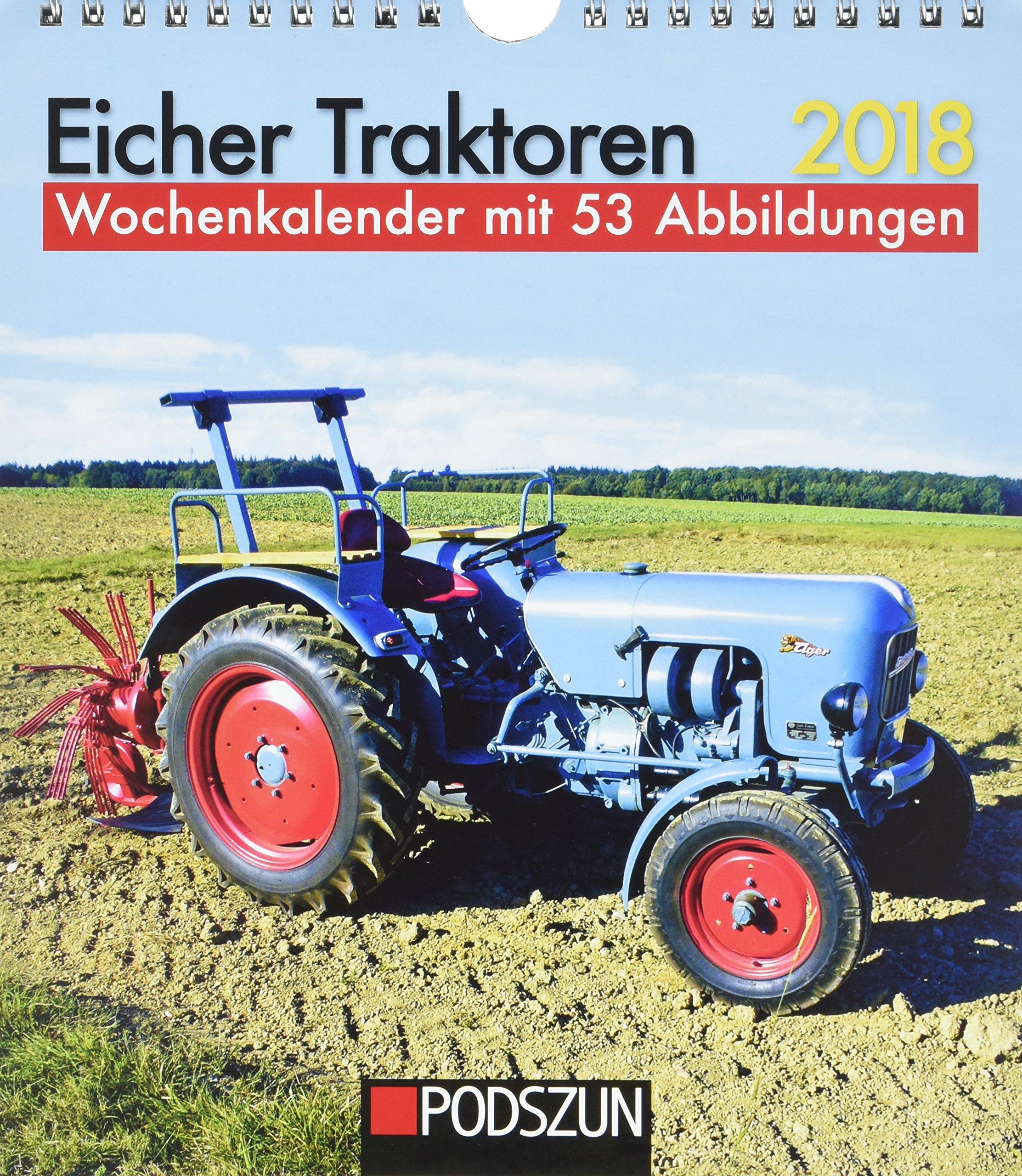 Eicher Traktoren 2018