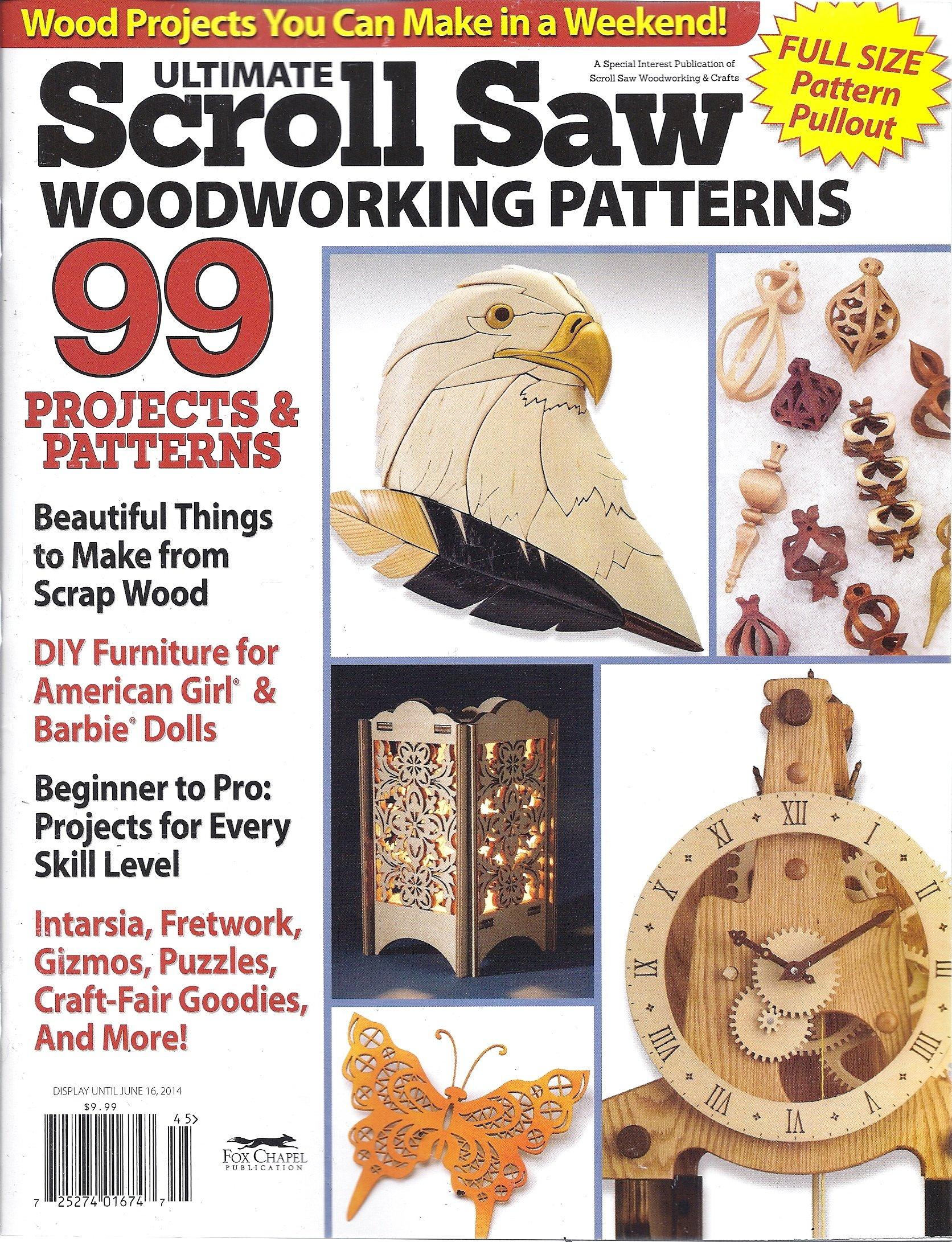 Ultimate Scroll Saw Woodworking Patterns Mindi Kinsey Amazon Com