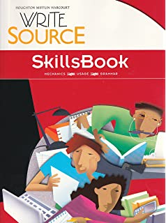 Amazon write source student edition hardcover grade 10 2012 write source skillsbook student edition grade 10 fandeluxe Gallery