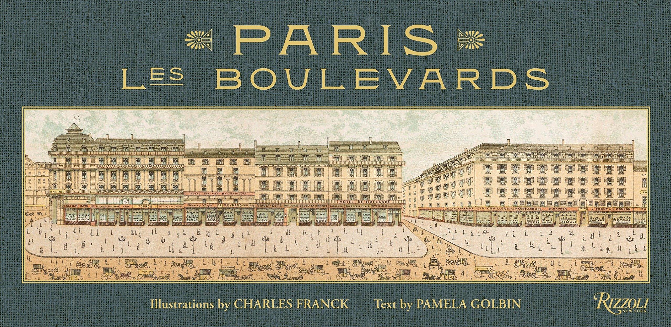 bea76f50ede12 Paris  Les Boulevards  Amazon.de  Pamela Golbin