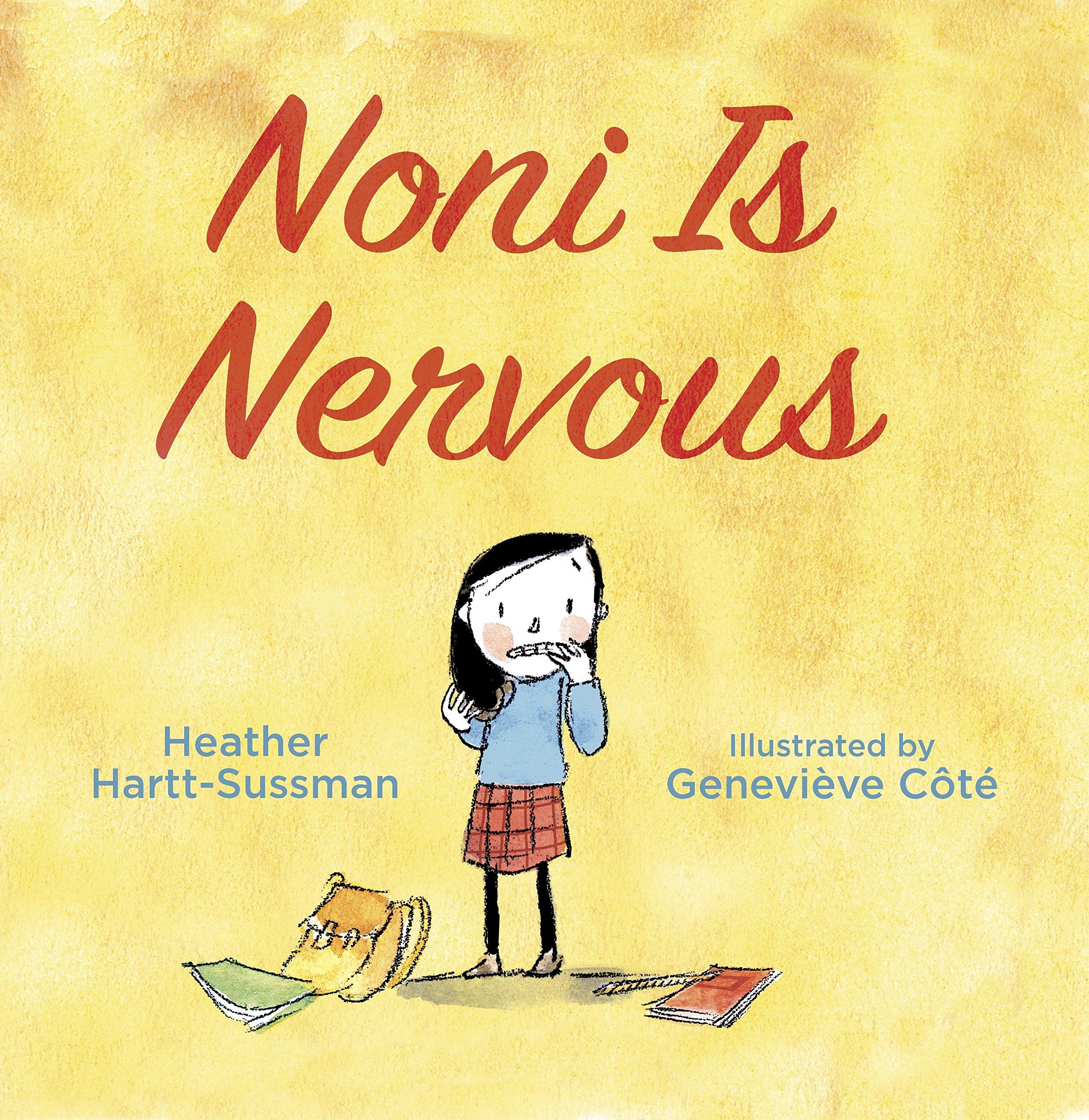 Download Noni Is Nervous ebook