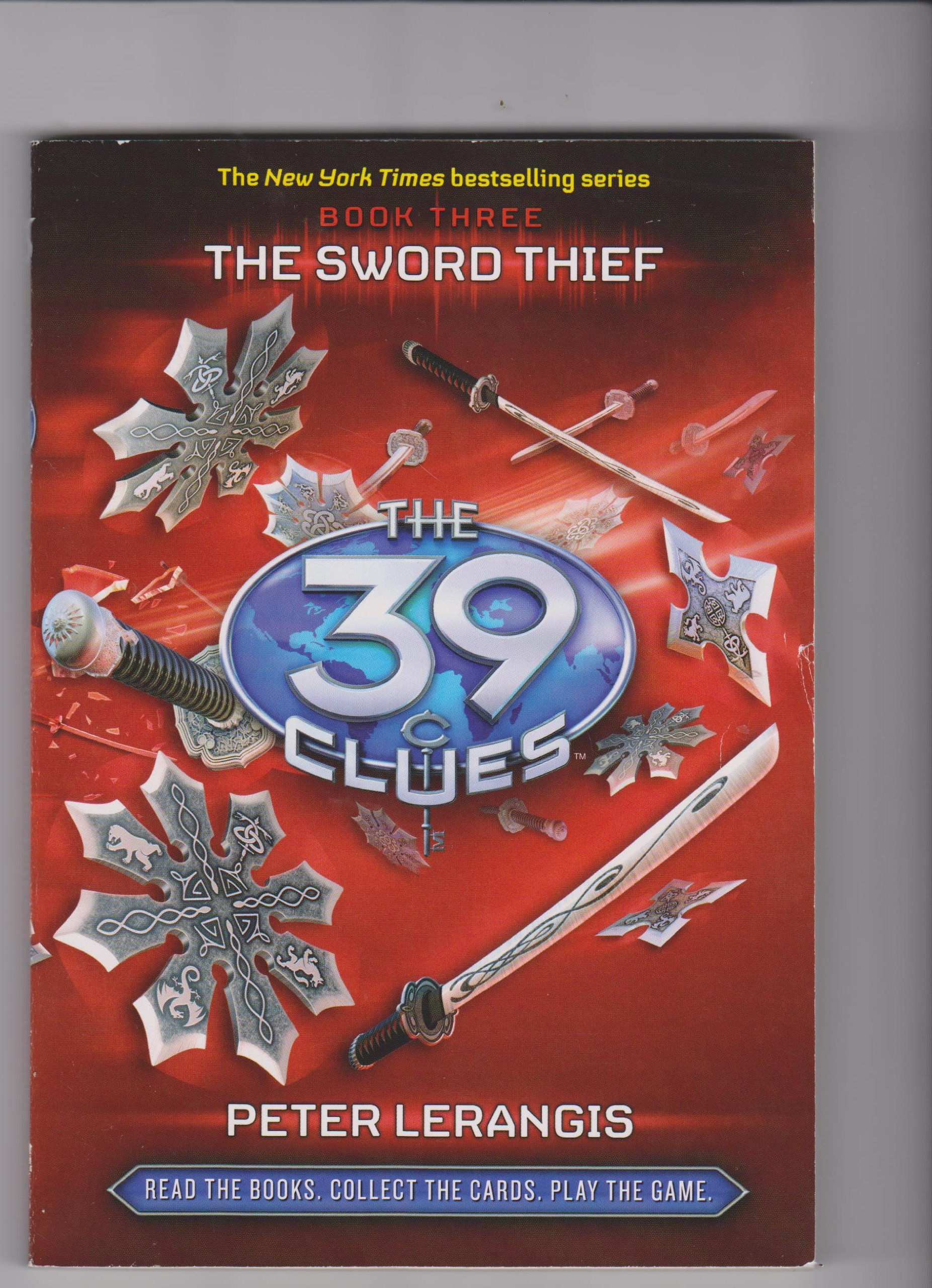 Download The Sword Thief Book Three (The 39 Clues) pdf epub