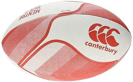 Canterbury Mentre. Balón de Rugby.: Amazon.es: Deportes y aire libre