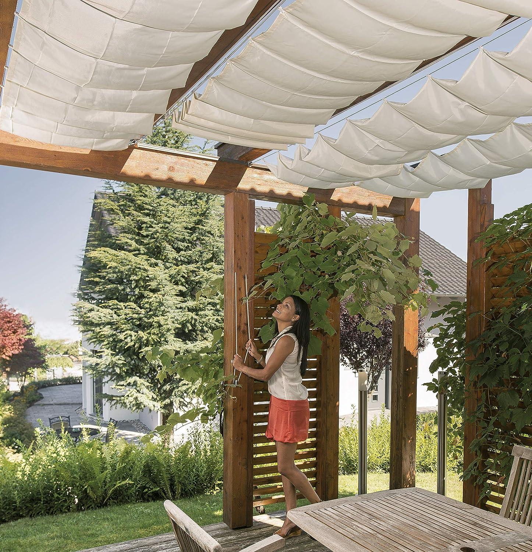 "Windhager Toldo Liso"" Vela de protección Solar tecnología de ..."