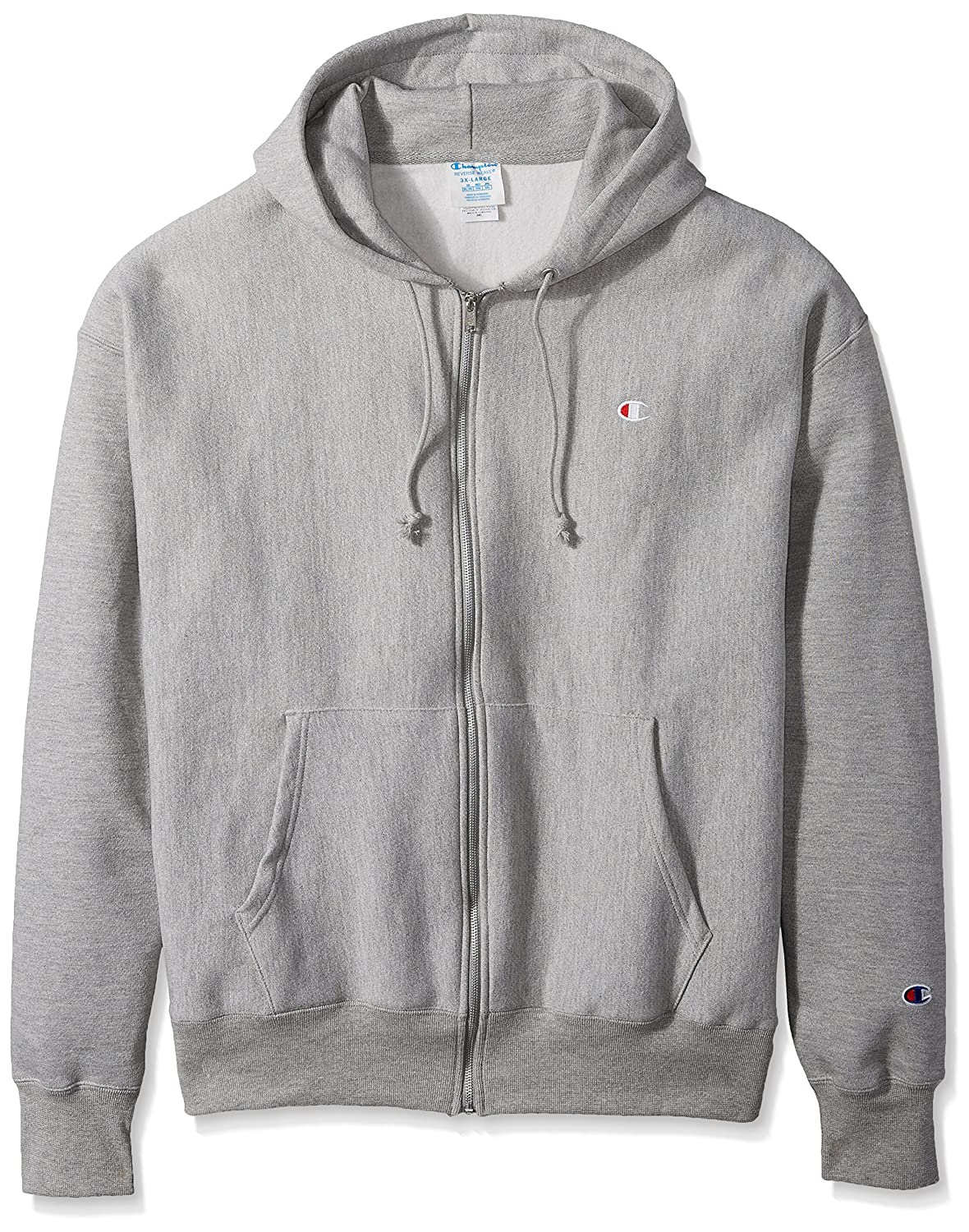 Champion Mens Standard Life Reverse Weave Full-Zip Hoodie Champion Men' s Athletic GF69