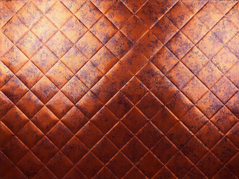 - Amazon.com: Backsplash Tile Mini Quilted Moonstone Copper: Home