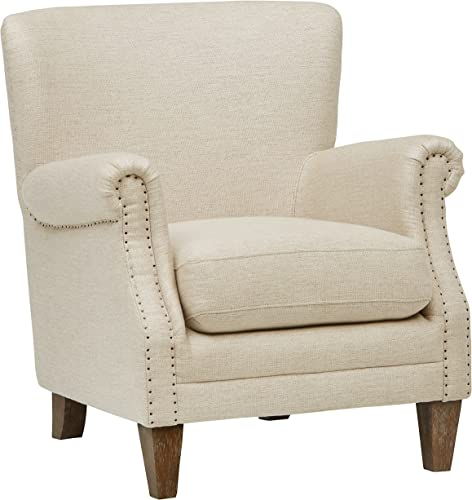 Amazon Brand Stone Beam Jacobsen Traditional Accent Chair