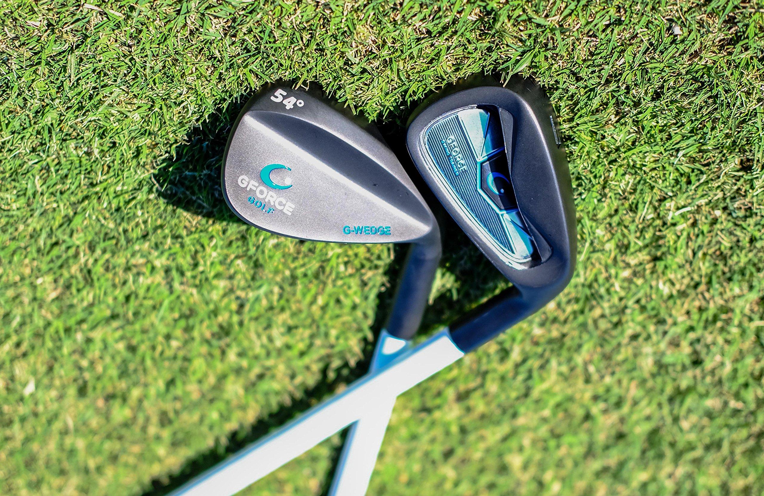 GForce Swing Trainer Bundle 7 Iron & Wedge