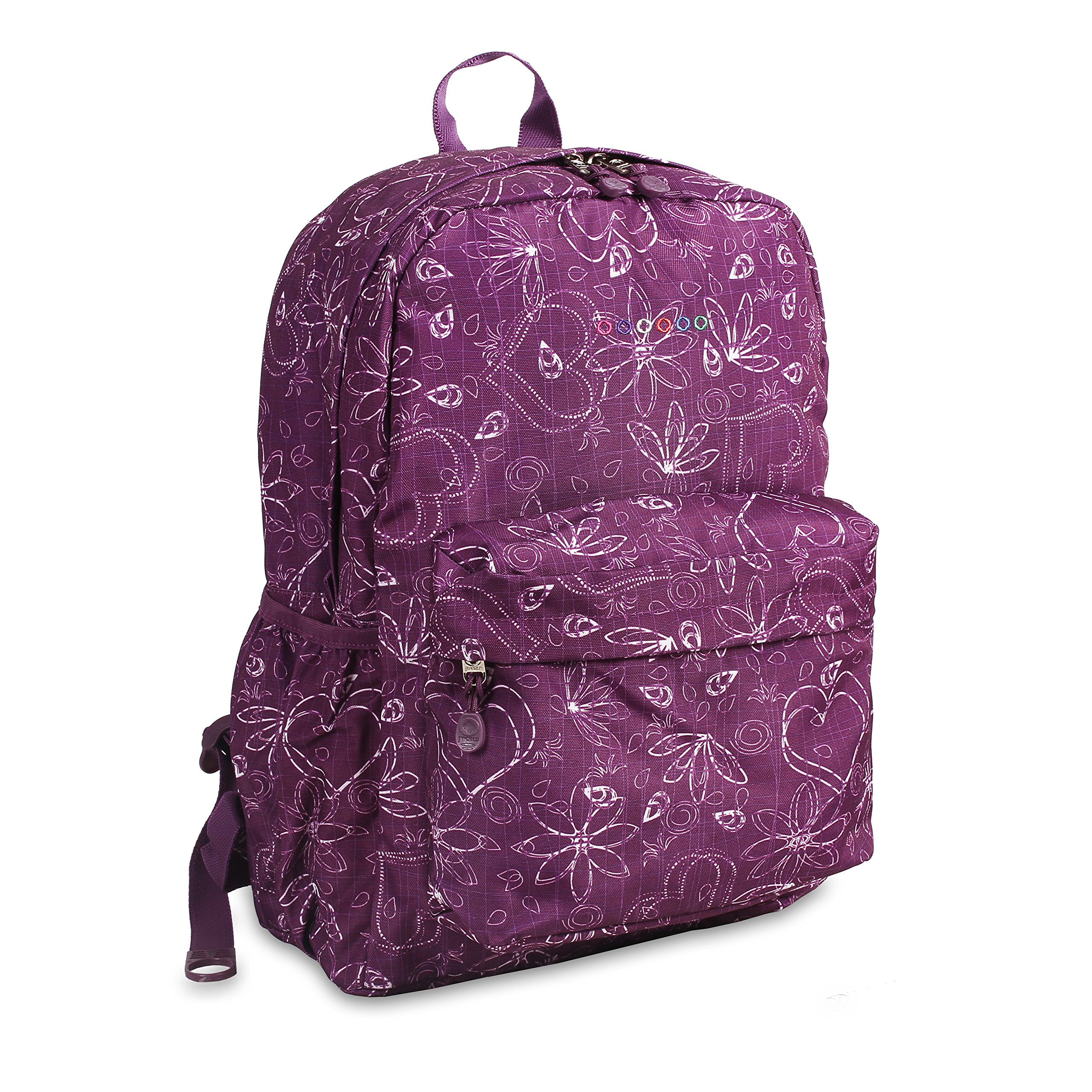 J World New York Oz Backpack, Love Purple by J World New York (Image #1)