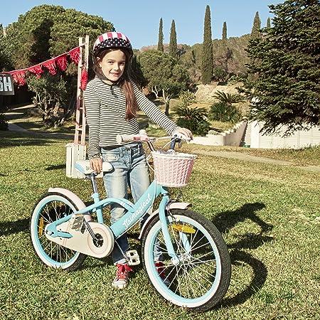 Imaginarium- City Bike Turquoise, Bicicleta de Paseo para niños 6 ...