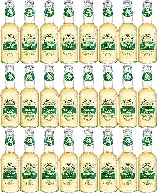 Fentimans Ginger Ale 24 x 200ml: Amazon.es: Alimentación y ...