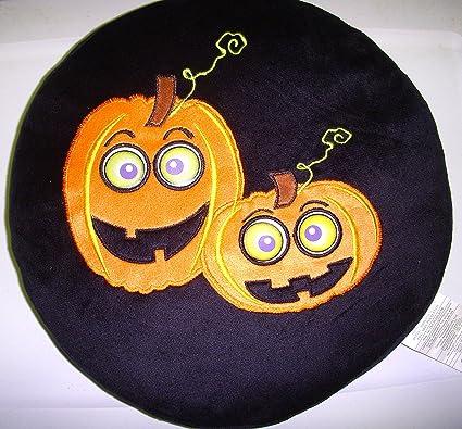 Amazon Shopko Halloween Pillow Black Round Jackolatern Home Impressive Shopko Decorative Pillows