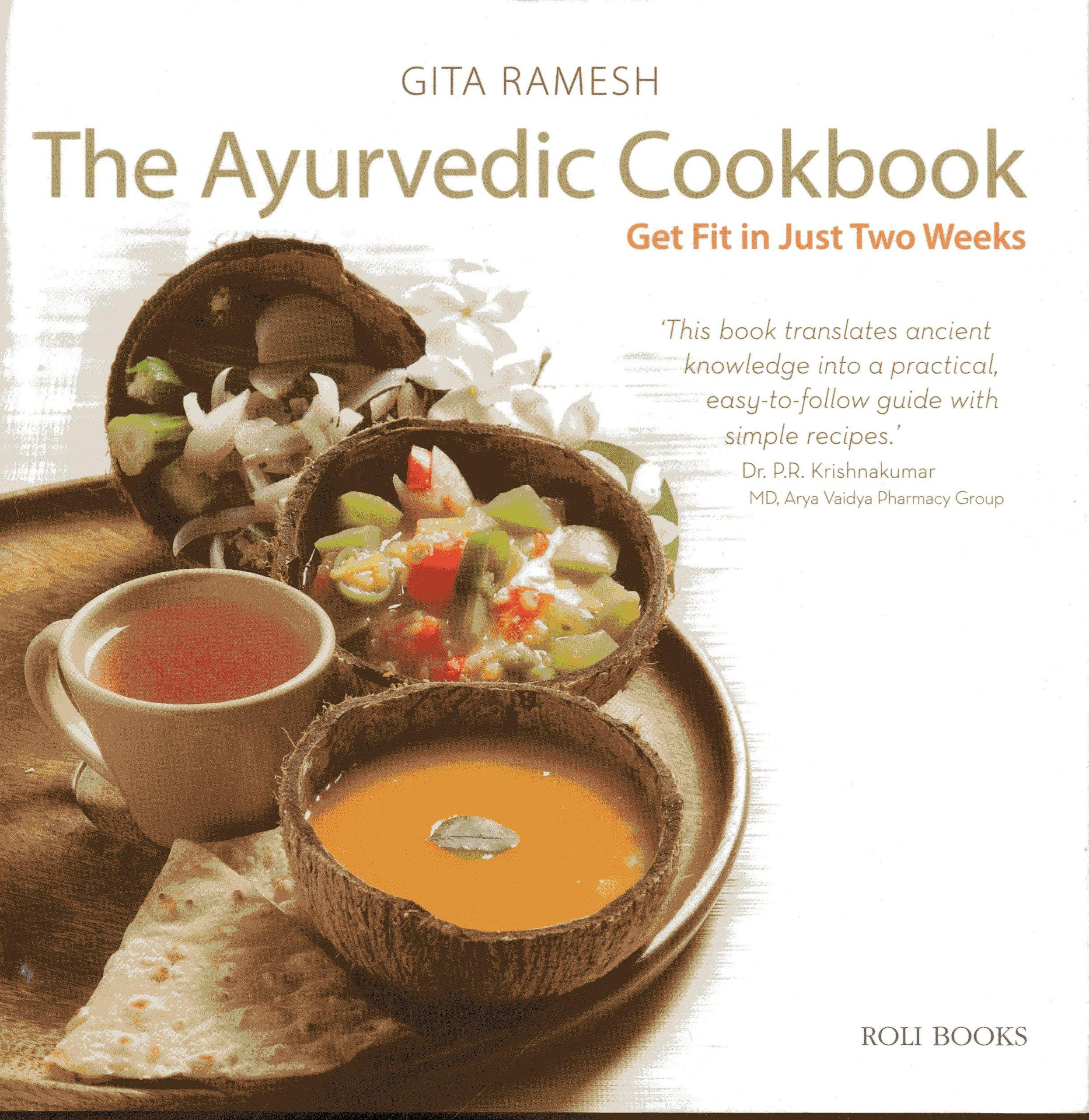 The Ayurvedic Cookbook pdf