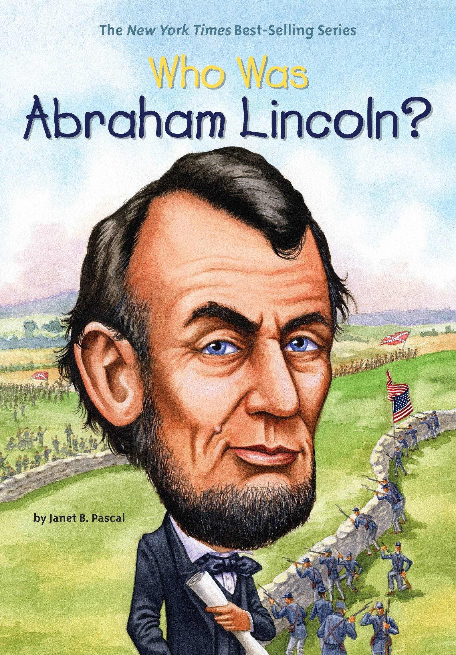 Download Who Was Abraham Lincoln? ebook