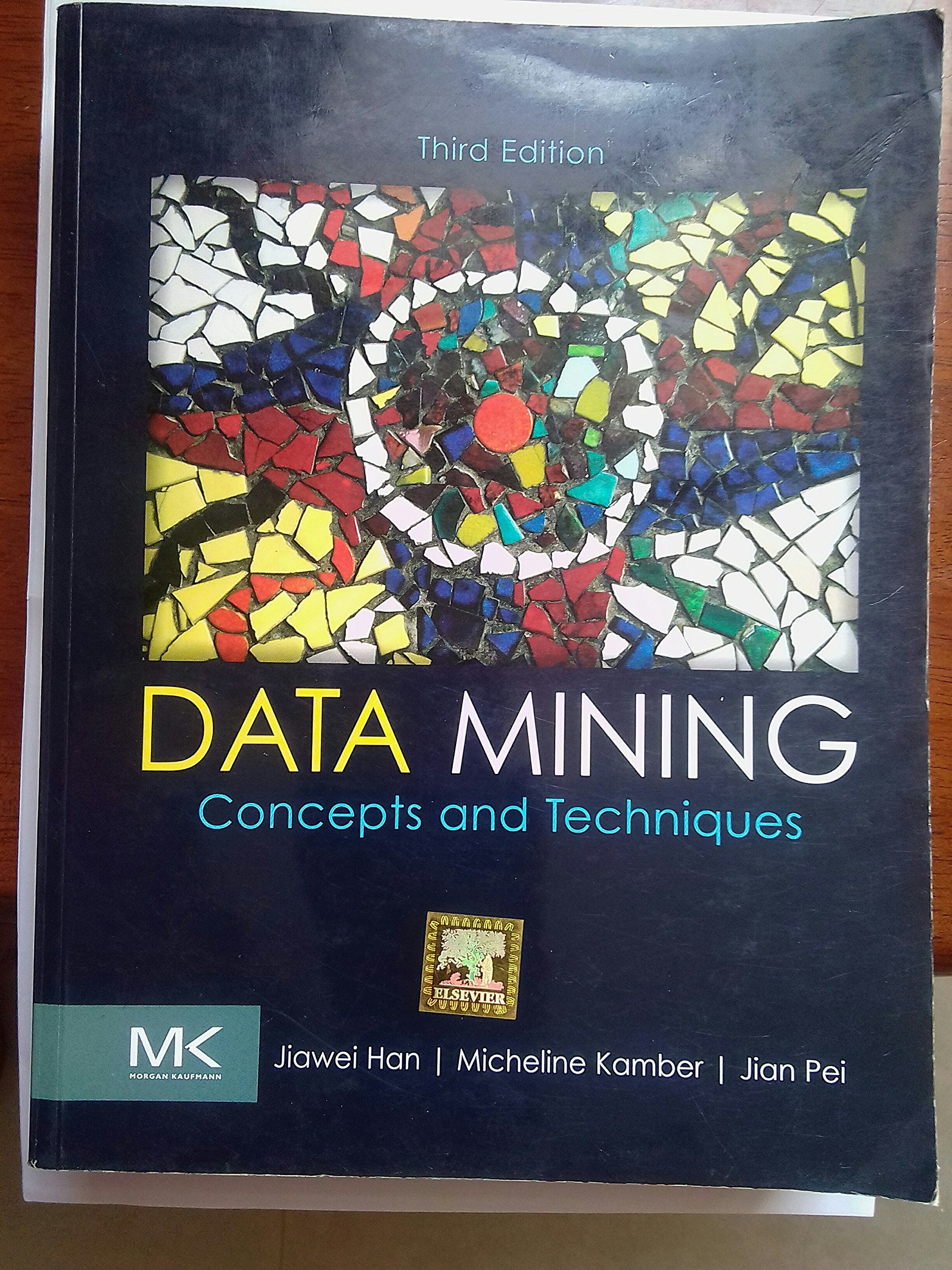 Data Mining Book By Han And Kamber Pdf