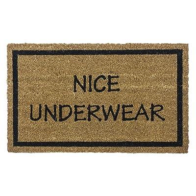 Non-slip Coir Doormat