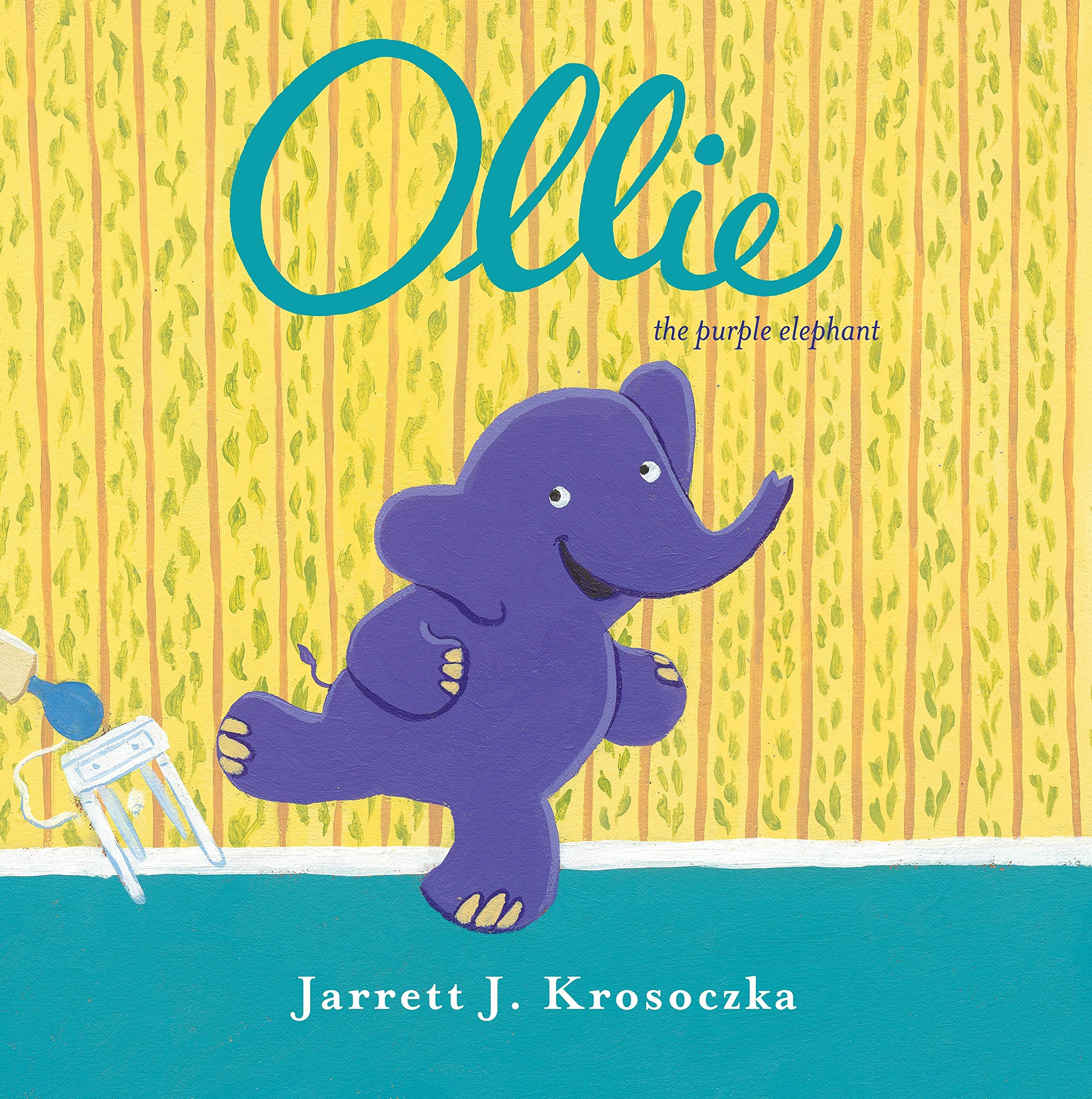 Ollie the Purple Elephant (Read to a Child!: Level 2) PDF