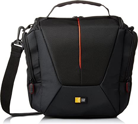 Case Logic DCB307K - Bolsa para cámara SLR y Accesorios: Amazon.es ...