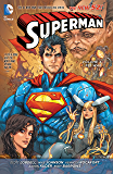 Superman Vol. 4: Psi-War (The New 52) (Superman - New 52!)