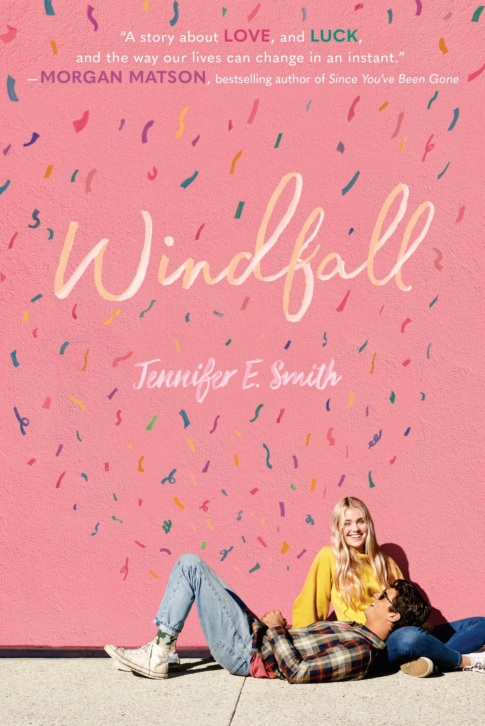 Amazon.com: Windfall (9780399559402): Smith, Jennifer E.: Books