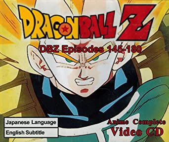 amazon com dragonball z dbz episodes 145 180 movies tv