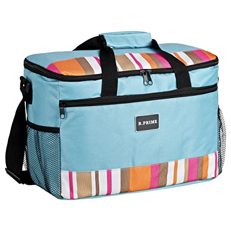 Outdoor Tableware & Picnicware Coolers GEEZY Insulated Cooler Bag ...