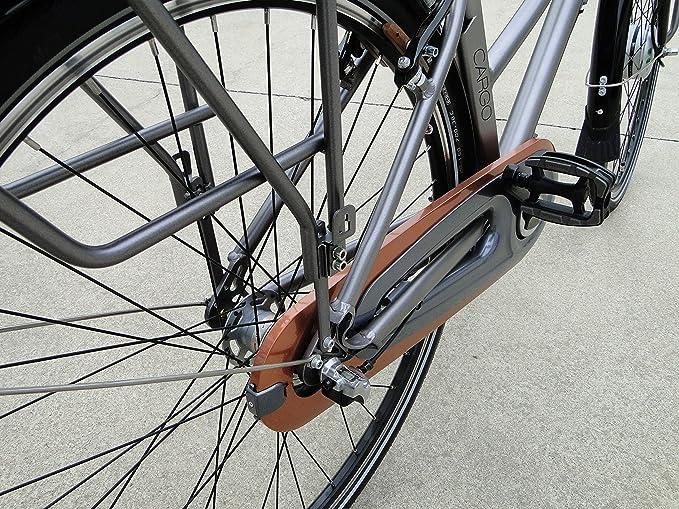 RYMEBIKES Bicicleta ELECTRICA 700C - Cargo: Amazon.es: Deportes y aire libre