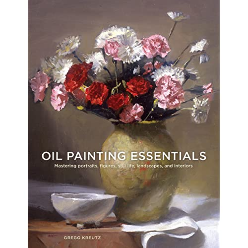 Oil Painting Essentials: Mastering Portraits, Figures, Still Life, Landscapes, and Interiors