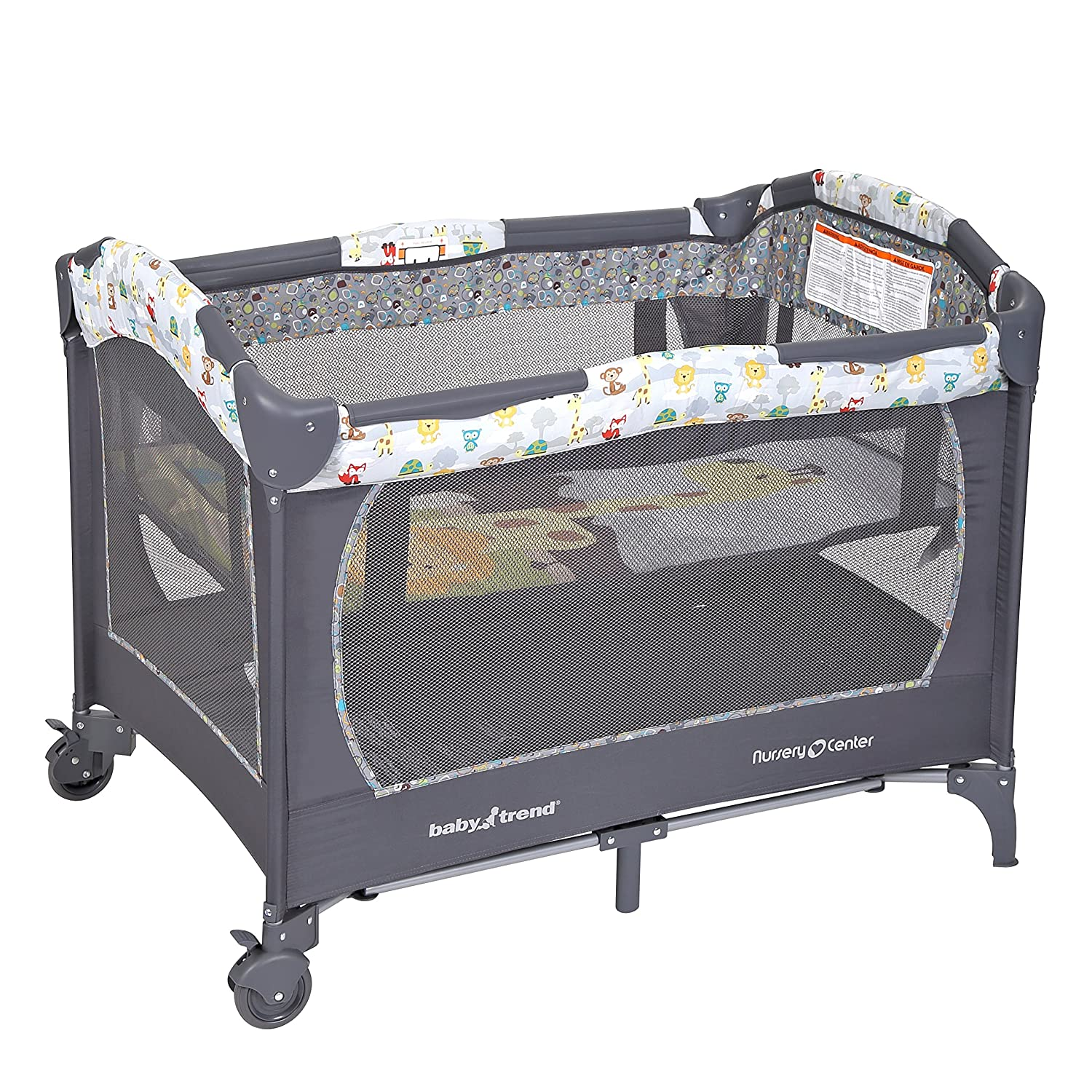 Tanzania Nursery Center Playard Baby Infant Bassinet Playpen Crib Nursery Center