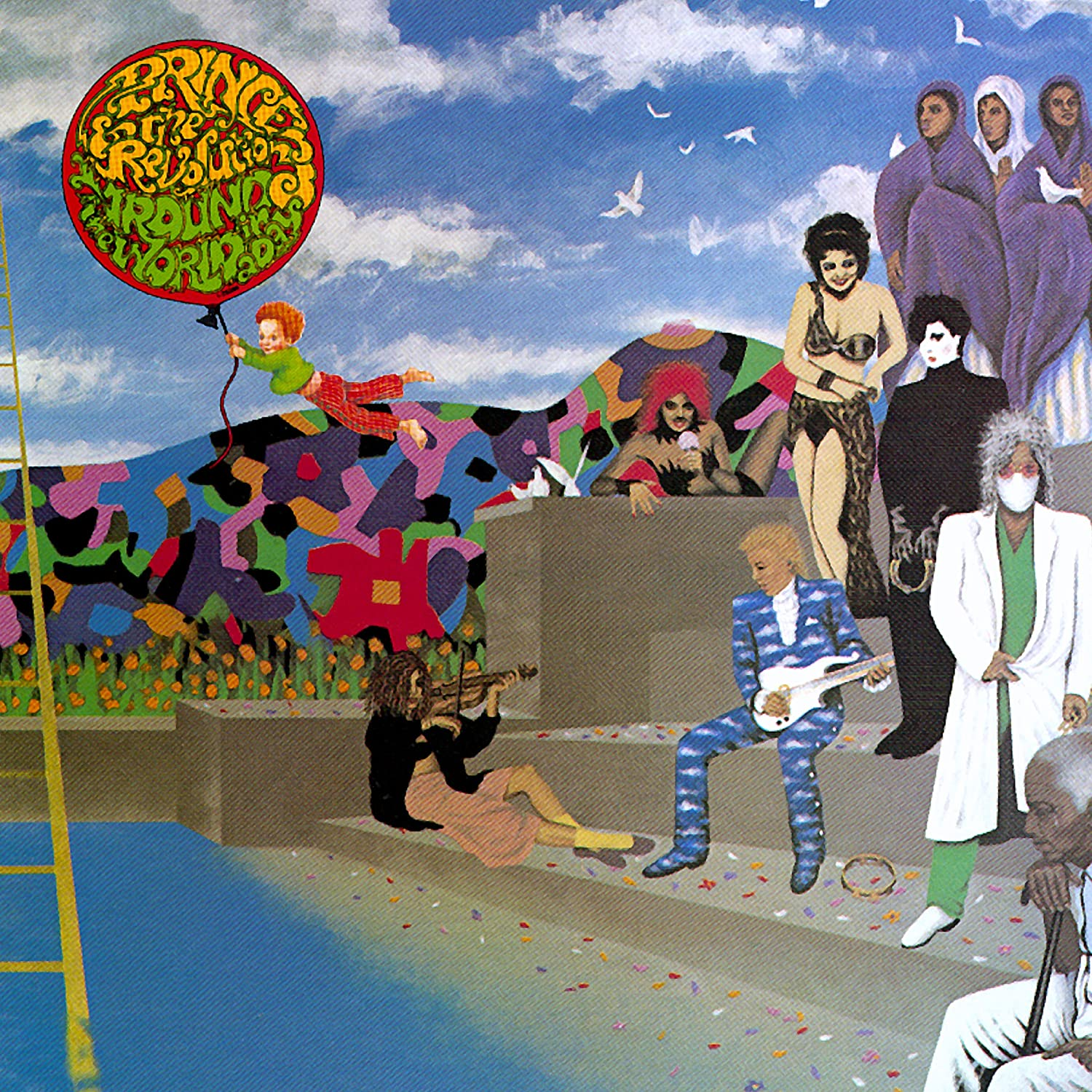 amazon around the world in a day prince クラシックソウル 音楽