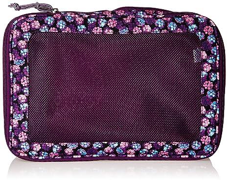 Vera Bradley Large Expandable Packing Cube (Superbloom Sketch) Bags LEhxmLJM7U