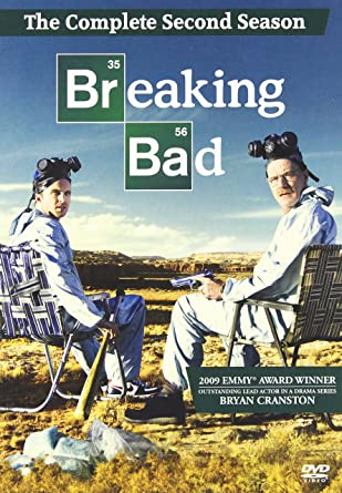 Breaking Bad: Complete Second Season Reino Unido DVD: Amazon ...
