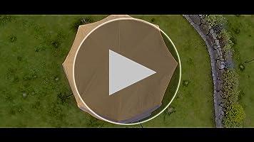 Ultrasport Trampoline Jumping Sheet for Ultrasport // Ultrafit Jumper blue or pink for trampoline sizes 5.91 14.11 ft 180-430 cm