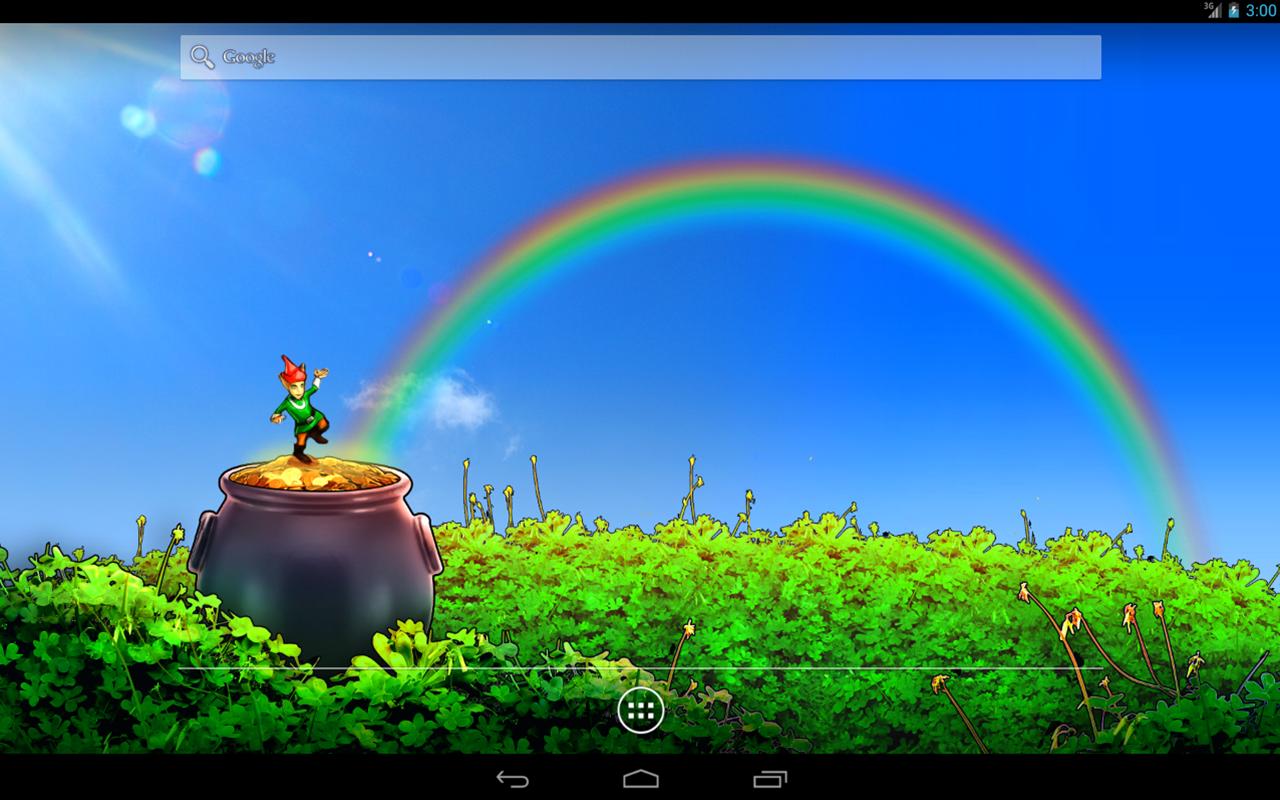 Amazon Leprechaun Interactive Live Wallpaper Appstore For Android