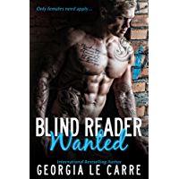 Blind Reader Wanted (English Edition)