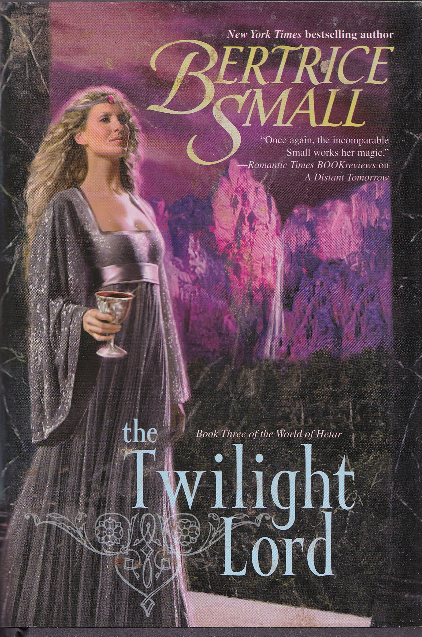 Download The Twilight Lord (Book Three of the World of Hetar) pdf