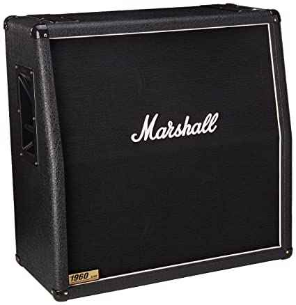 Marshall 1960 300W 4x12 Guitar Extension Cabinet 1960A