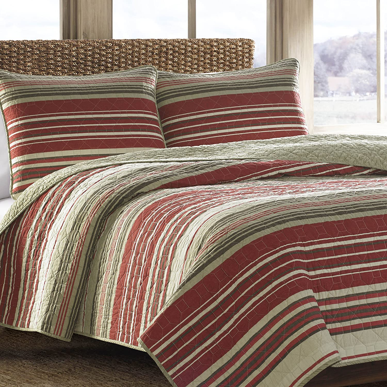 Eddie Bauer Quilt Bedding Set