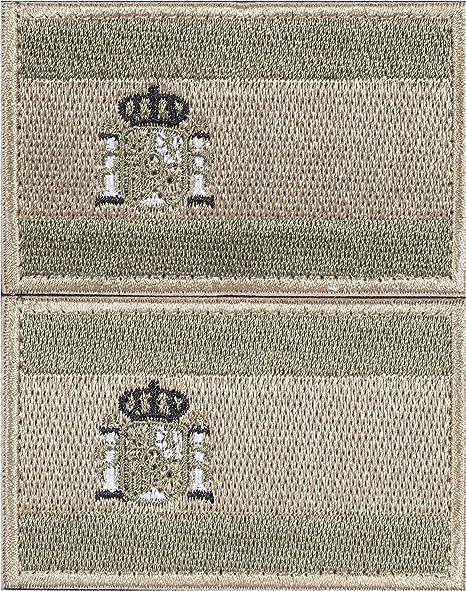 2 Parches Velcro x España Bandera Táctico bandera con velcro ...